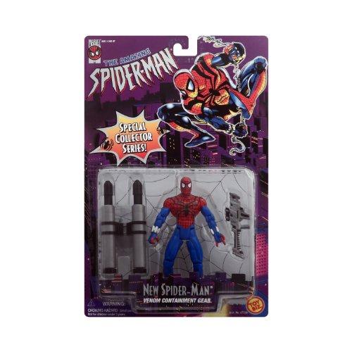 The Amazing Spiderman New Spider-Man Sensational Spider-Man