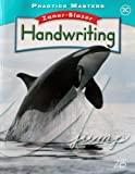 img - for Practice Masters, Grade 2C, Zaner-Bloser Handwriting (Zaner-Bloser Handwriting) book / textbook / text book