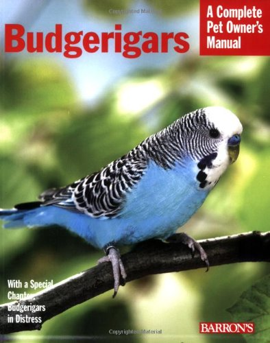 Budgerigars (Complete Pet Owner's Manual) (A Complete Pet Owners Manual compare prices)
