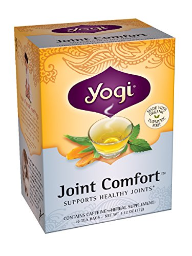 Yogi Teas Joint Comfort, 16 Count (Pack of 6) (Diet Devil compare prices)