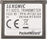 Sekonic Corporation RT-32CTL Radio Transmitter Module, (Black)