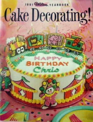 Wilton Yearbook 1991 Cake Decorating at Amazon.com