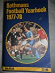 Rothman's Football Yearbook 1977 - 78