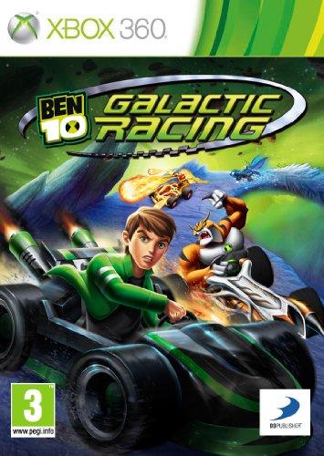 Ben 10: Galactic Racing (Xbox 360)