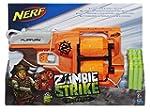 NERF Zombie Strike Flipfury Blaster