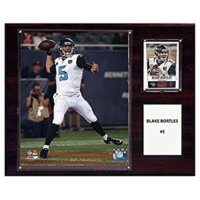 C and I Collectables NFL 15W x 12H in. Blake Bortles Jacksonville Jaguars Player Plaque