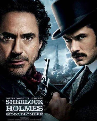Sherlock Holmes - Gioco di ombre [Blu-ray] [IT Import]