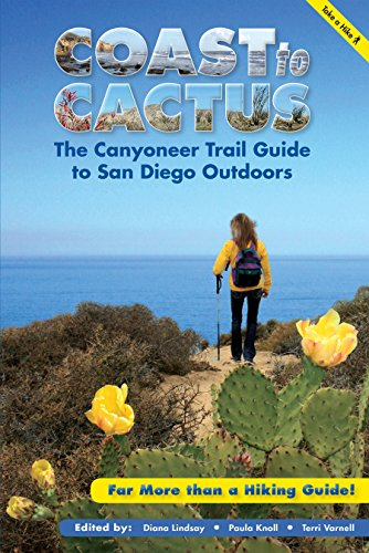 Coast-to-Cactus-The-Canyoneer-Trail-Guide-to-San-Diego-Outdoors