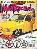 Mini Truckin' Magazine, Vol. 10, No. 8 (August, 1996)