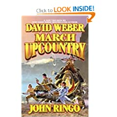 March Upcountry by David Weber and John Ringo