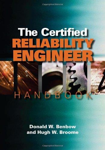 The Certified Reliability Engineer Handbook