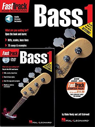 FastTrack Bass 1 (Fast Track (Hal Leonard))