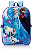 Disney Girl's Frozen Backpack with Lunch Kit