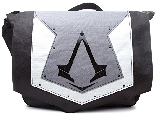 Assassins Creed Syndicate Borsa a tracolla Messenger Bag Assassin' s Creed classiche zaino