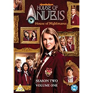 House Of Anubis - Season 2, Volume 1 [DVD]