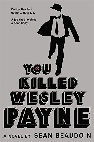You Killed Wesley Payne PDF