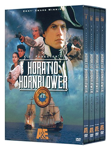 DVD : Horatio Hornblower (Collector's Edition) (Boxed Set, Collector's Edition, 8 Disc)