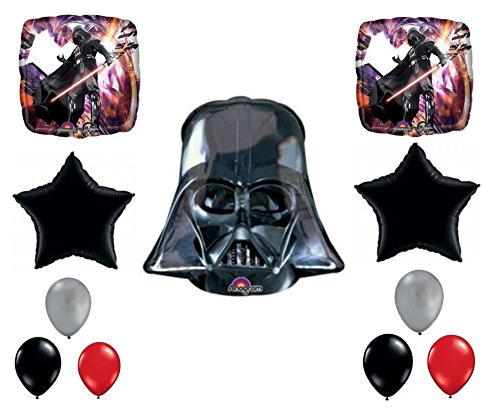 Star Wars Darth Vader Balloon Decoration Kit - 1