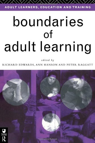 Boundaries of Adult Learning (Economics as Social Theory)