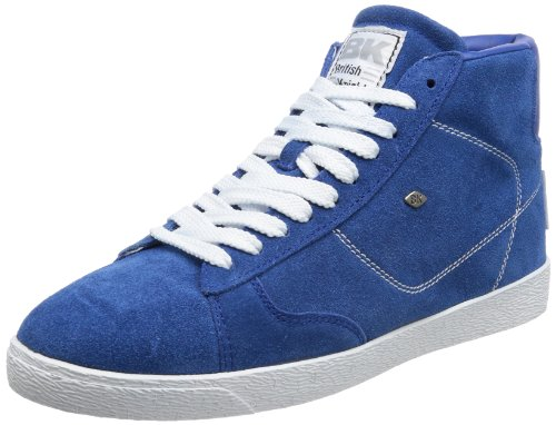 British Knights TYPHOON MID Trainers Mens Blue Blau (royal blue/royal blue 8) Size: 10 (44 EU)