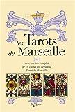 Coffret Les Tarots de Marseille [livre + cartes, nouvelle édition]