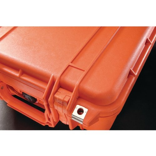 PELICAN 1400-000-150 1400 Case with Pick N Pluck(TM) Foam (Orange)