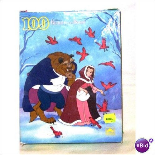 Cheap RoseArt Beauty and the Beast 100 Pcs Puzzle (B000ZB9VJA)