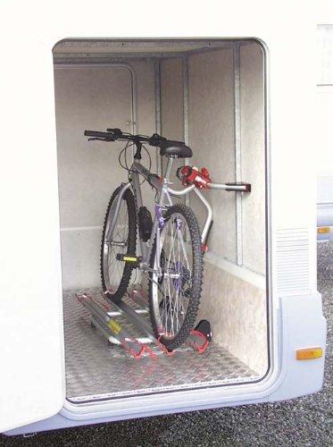 Garage Standard - Fahrradträger für Wohnmobilgarage