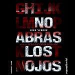 No abras los ojos [Shut Your Eyes] | John Verdon,Javier Guerrero - translator
