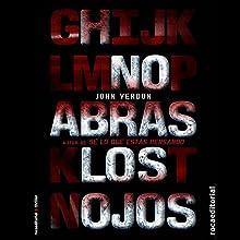 No abras los ojos [Shut Your Eyes] (       UNABRIDGED) by John Verdon, Javier Guerrero - translator Narrated by Pau Ferrer