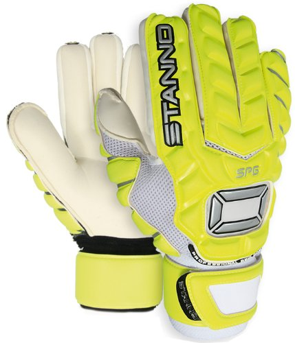 Stanno Limited Edition Torwarthandschuh white/neon yellow