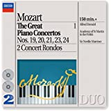 Mozart: The Great Piano Concertos, Vol.1 (2 CDs)