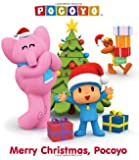 Merry Christmas, Pocoyo (Pocoyo) (Glitter Board Book)