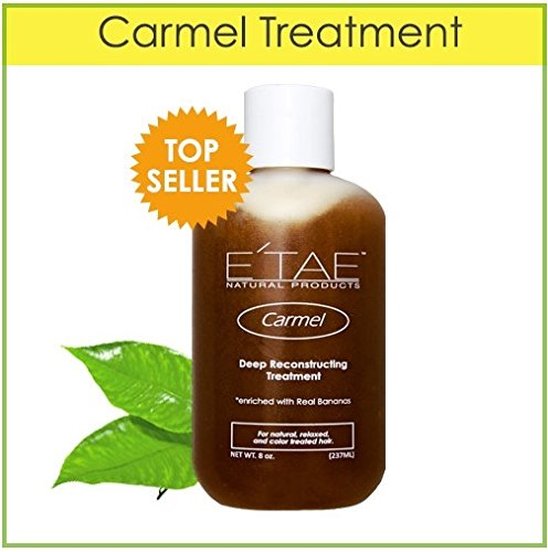 E'TAE Natural Products - Carmel Deep Reconstructing Treatment 8oz (Natural Nail Products compare prices)