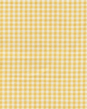 French Country Yellow Gingham Check Queen Reversible Duvet Cover front-967354