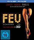 FEU (FEUER) von Christian Louboutin -  Le Crazy Horse Paris  (inkl. 2D-Version) [3D Blu-ray]