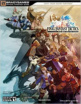 final fantasy x strategy guide ebook