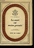 img - for La mort est moins press e book / textbook / text book