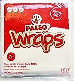 Paleo Wraps, Gluten Free Coconut Wraps,