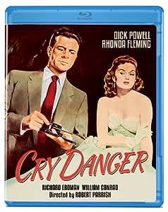 Cry Danger [Blu-ray]