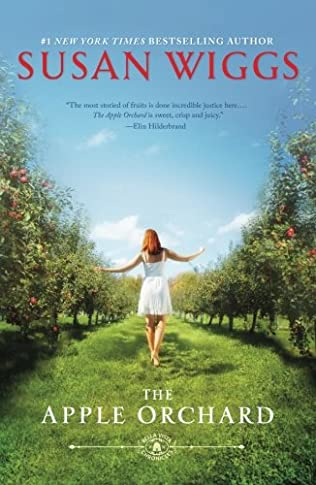 book cover of The Apple Orchard