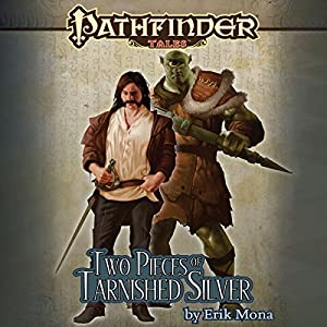 Two Pieces of Tarnished Silver Audiobook