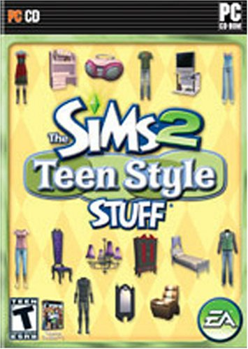 The Sims 2: Teen Style Stuff - PC (Sims 3 Clothes compare prices)