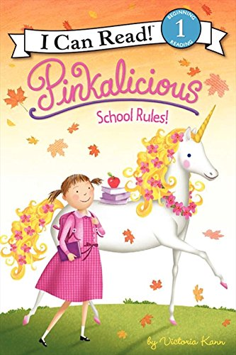 Pinkalicious: School Rules! (I Can Read Level 1) (Pinkalicious I Can Read compare prices)