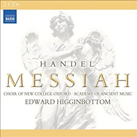 Messiah, HWV 56 (1751 Version): Part I: Aria: Every valley shall be exalted (Tenor)