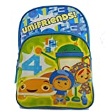 Team Umizoomi 16 inch Backpack - UmiFriends