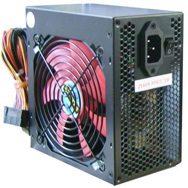 Alpine 650W Quiet Silent PC Power Supply PSU 120mm Fan