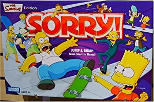 Sorry Simpsons