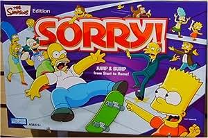 Sorry Simpsons