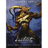 d'artiste Concept Art: Digital Artists Master Classby George Hull